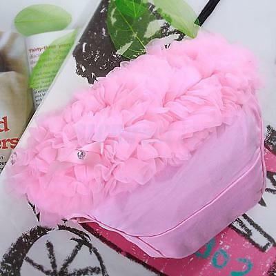 Pink Baby Girl Infant Ruffle Panties Diaper Cover Bloomers Briefs Size S 0-2Y
