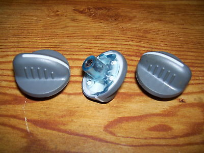 95-99 CHEVY PICKUP TRUCK TAHOE SUBURBAN HEATER TEMPERATURE CLIMATE CONTROL KNOBS