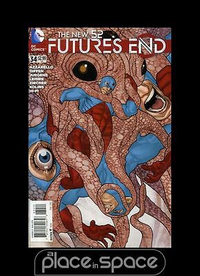 The New 52: Futures End #34