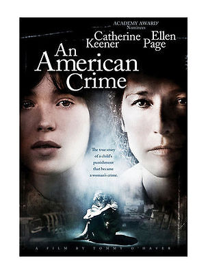 An American Crime (DVD, 2008)