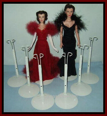 6 KAISER Doll Stands for Franklin Mint/Tonner SCARLETT O'HARA