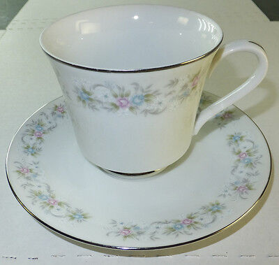 Royal Suzanne Cup & Saucer 3134