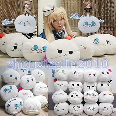 "APH Axis Powers Hetalia Plush Country Character Mochi Cosplay Pillow Doll 10""x9"""