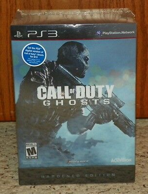 Call of Duty: Ghosts - Hardened Edition (Playstation 3, 2013)