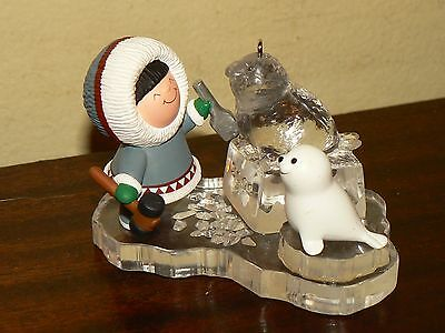 Hallmark Frosty Friends #21 2000