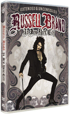 Russell Brand: Live in NYC DVD (2011) Russell Brand