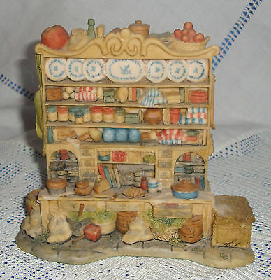 Border Fine Arts Jill Barklem The Dresser Brambly Hedge