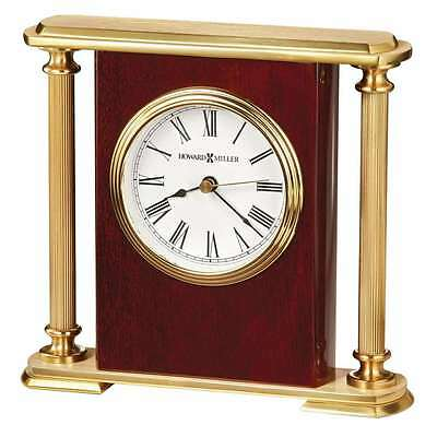 Howard Miller Rosewood Encore Bracket Table Clock, Rosewood - 645104