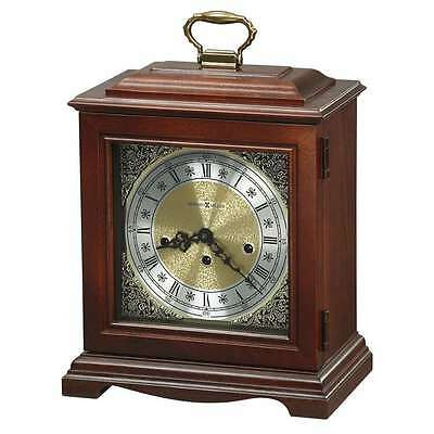 Howard Miller Graham Bracket Wall Clock, Windsor Cherry - 612437