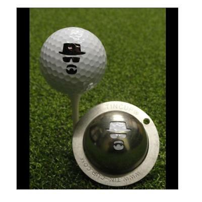 Tin Cup Golf Ball Marking System (Incognito)