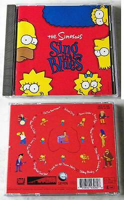 Simpsons - The Simpsons Sing The Blues . 1990 Geffen-CD