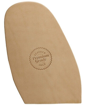 Leather Soles for DIY Shoe Repairs available in 5mm, 4mm and 3mm thickness