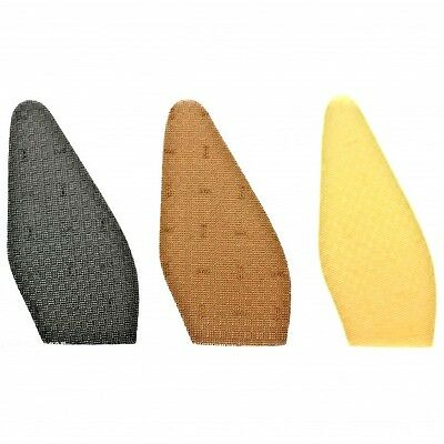 Ladies SVIG Pointed Soles for DIY Shoe Repair, choice of 3 colours