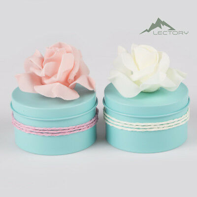 10/50/100pc Wedding Bridal Bomboniere Favour Rose Iron Candy Boxes Party Gift