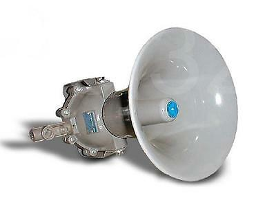 Edwards 5522D-AW Duotronic Electronic Horn  Explosionproof, Diode Polarized