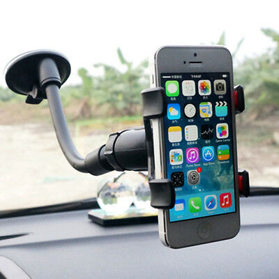 Universal Car Phone Windshield Cradle Mount Stand Holder For Smart Phone GPS