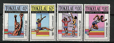 Tokelau 1999 SG#189-192 Olympic Games MNH Set #A78708