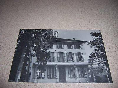 HISTORICAL SOCIETY MUSEUM of COCALICO VALLEY EPHRATA PA. VTG POSTCARD