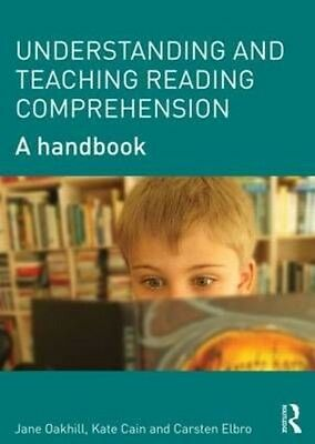 NEW The Reading Comprehension Handbook: An Introduction for Students and Teacher