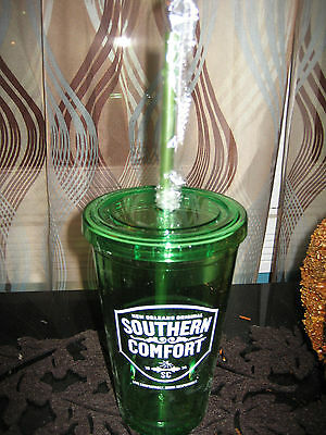 NEW 2014 SoCo Southern Comfort Plastic 16oz Tumbler Glass PROMOTIONAL Promo