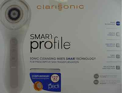 Clarisonic Smart Profile Sonic Clean System Complimentary Pedi Smoothing Disc