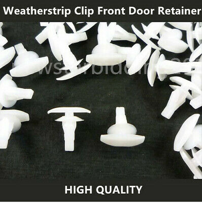 For Toyota Avalon Rubber Door Seal Clips/& Weatherstrip Retainer 67867-121500