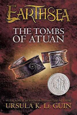 The Tombs of Atuan by Ursula K. Le Guin Paperback Book (English)
