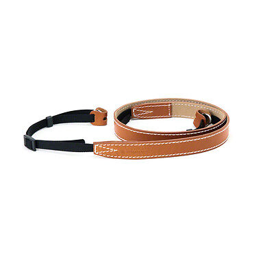 Artisan & Artist Red Label- Camel Leather Neck Strap for Mirrorless Camera LT100