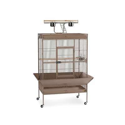 Prevue Hendryx Wrought Iron Select Cage Coco Brown - 3154COCO