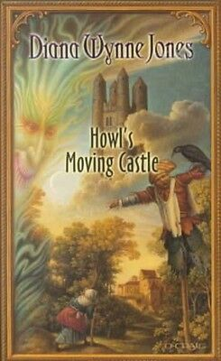 Howl's Moving Castle by Diana Wynne Jones Paperback Book (English)