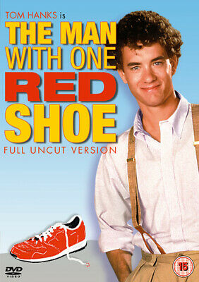 The Man With One Red Shoe DVD (2004) Tom Hanks