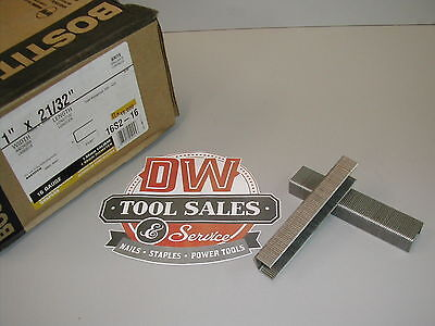 "Bostitch Wide Crown Staples 21/32"" Length 16S2-16 (15,000)"