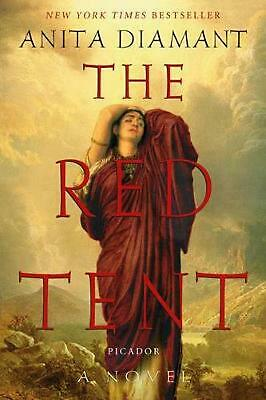 The Red Tent by Anita Diamant Paperback Book (English)