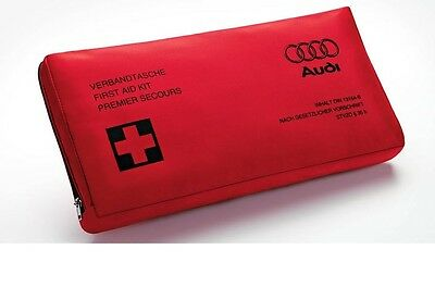Audi Original First Aid Kit At DIN 13164-2014 4L0093108C
