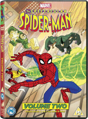 The Spectacular Spider-Man: Volume Two DVD (2010) Stan Lee
