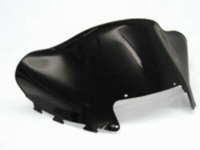 "Arctic Cat Panther 440 Liquid, 14"" Solid Black Flared Windshield"