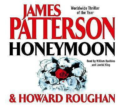 Honeymoon by James Patterson and Howard Roughan (Hardcover) Audiobook