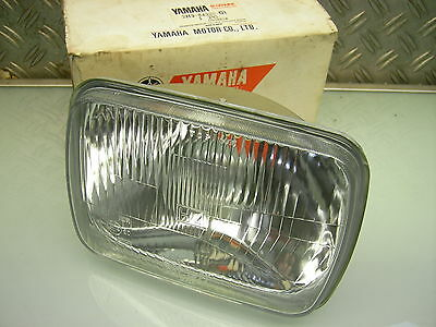 Nos Original Yamaha  Xs 1100 2H9-84320- Headlamp Head Light Reflector Lens H4