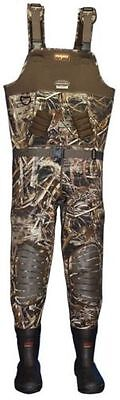 Rogers 5Mm Toughman Elite Waders Mens Max 5 Hunting Neoprene Chest Wader  Sz 10