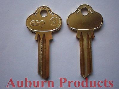 L1 Lockwood Key Blank / 10 Key Blanks / Free Shipping