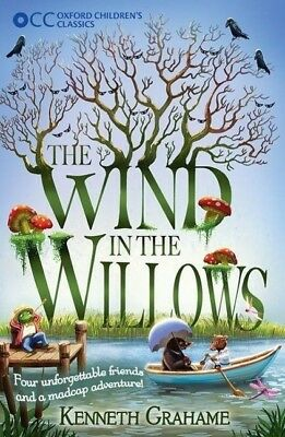 The Wind in the Willows - Kenneth Grahame - 9780192738301