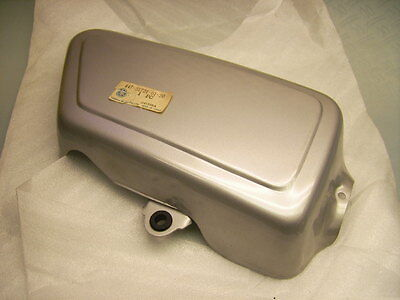 Neu/new Yamaha Xs 650 447-21721-01-20 Seitendeckel *r. Silver* Side Panel Cover