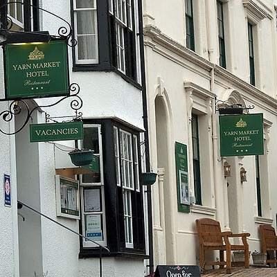 Discount Hotel Break in SOMERSET - Stay & Dine EXMOOR 2 nights inc. Breakfast!