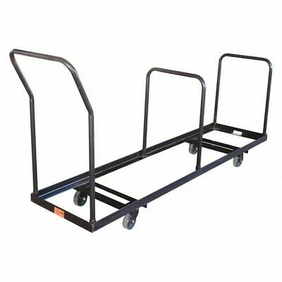 Folding Chair Dolly, 1000 lb. Load Capacity, Holds 35 Chairs ZORO SELECT 3KYH7