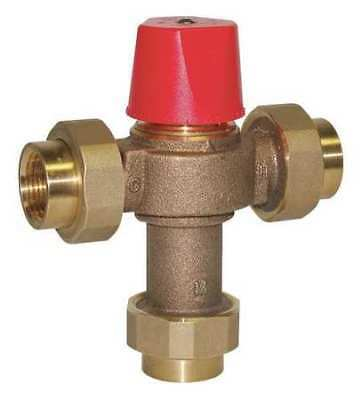 WATTS LF1170-M2-UT Thermostatic Mixing Valve, 1 in.