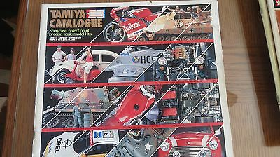 Tamiya 1996 Radio Controlled & Model Car Kit Catalogue Catalog