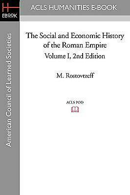 NEW The Social and Economic History of the Roman Empire Volume I 2nd Edition by