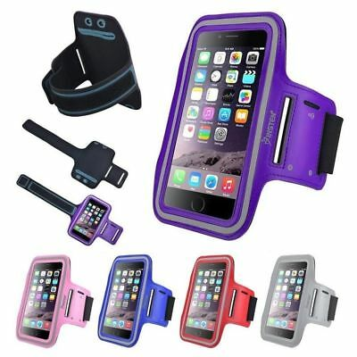 For iPhone 6 6s / Plus Sports Gym Armband Case Running Jogging Cover Holder