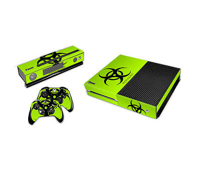 New Full Cover Vinyl Decal Skin StickerNY#70 For Xbox ONE Console + Controllers