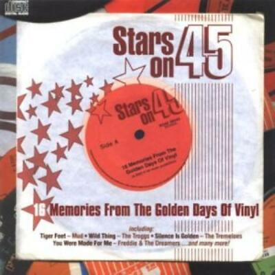 Stars On 45 CD (2003) Value Guaranteed from eBay's biggest seller!